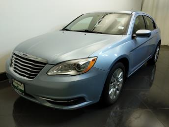 2014 Chrysler 200 LX - 1730037149