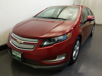 Used 2015 Chevrolet Volt