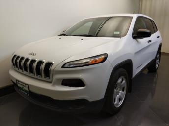 2015 Jeep Cherokee Sport - 1730037185