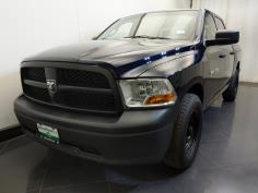 2012 Dodge Ram 1500 Crew Cab ST 5.5 ft
