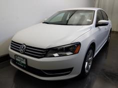 2014 Volkswagen Passat 2.5L SE