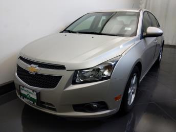2014 Chevrolet Cruze 1LT - 1730037214