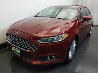 2013 Ford Fusion SE Hybrid - 1730037285