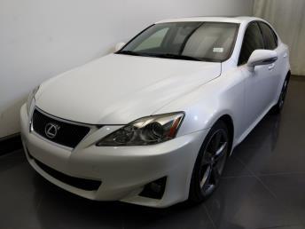 2011 Lexus IS 250  - 1730037290