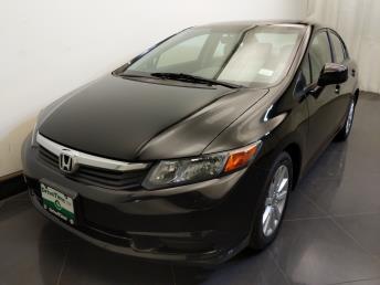 2012 Honda Civic EX - 1730037305