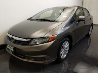 2012 Honda Civic EX - 1730037329