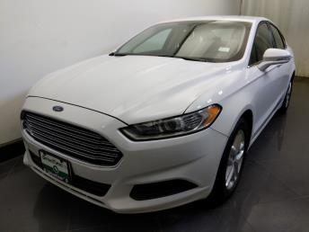 2014 Ford Fusion SE - 1730037336