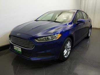 2016 Ford Fusion SE - 1730037367