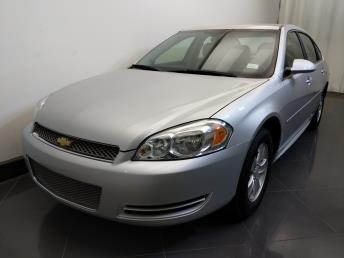 2014 Chevrolet Impala Limited LS - 1730037381