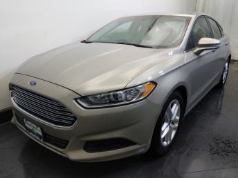 2015 Ford Fusion SE - 1730037404