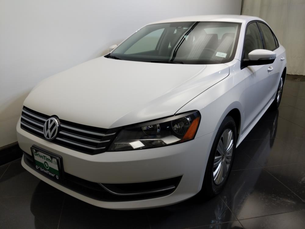 2014 volkswagen passat 2 5l s for sale in norfolk. Black Bedroom Furniture Sets. Home Design Ideas