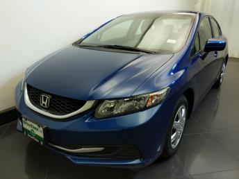 2015 Honda Civic LX - 1730037467