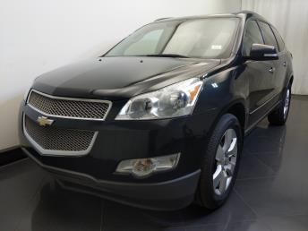 Used 2012 Chevrolet Traverse