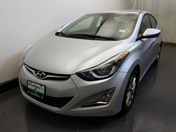 2015 Hyundai Elantra SE - 1730037515