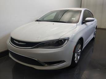 2015 Chrysler 200 Limited - 1730037561