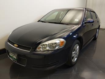 2010 Chevrolet Impala LS - 1730037569
