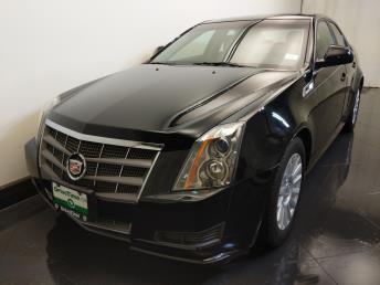 2011 Cadillac CTS  - 1730037634