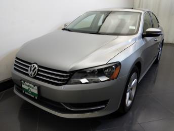 2013 Volkswagen Passat 2.5L SE - 1730037733