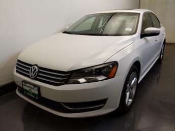 2013 Volkswagen Passat 2.5L SE - 1730037742
