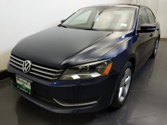 2013 Volkswagen Passat 2.5L SE - 1730037743