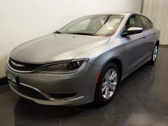 2015 Chrysler 200 Limited - 1730037751