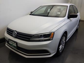Used 2015 Volkswagen Jetta