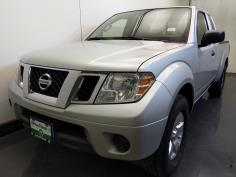 2012 Nissan Frontier King Cab SV 6 ft