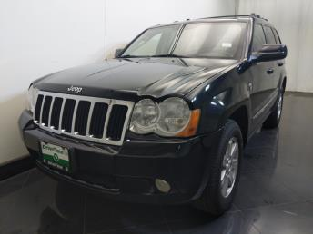 2008 Jeep Grand Cherokee Limited - 1730037838