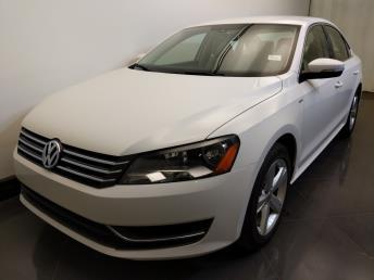 2014 Volkswagen Passat 1.8T S - 1730037853