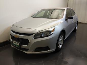 2016 Chevrolet Malibu Limited LS - 1730037861