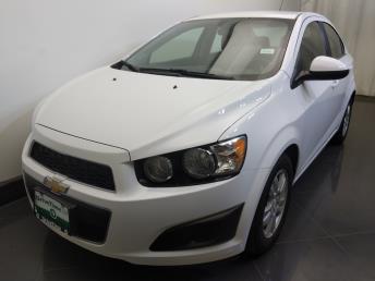 2016 Chevrolet Sonic LT - 1730037875