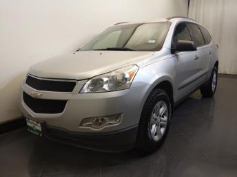 Used 2009 Chevrolet Traverse