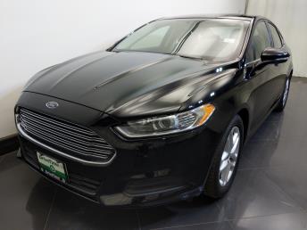 2016 Ford Fusion SE - 1730037994