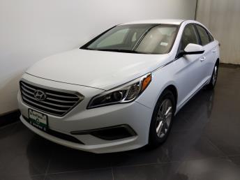 Used 2016 Hyundai Sonata