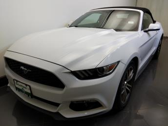 2017 Ford Mustang EcoBoost Premium - 1730038021