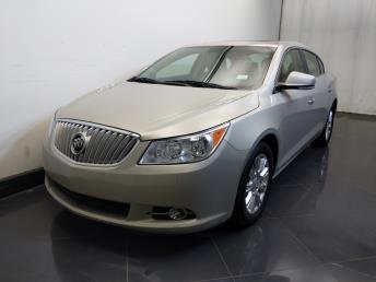 2012 Buick LaCrosse Premium I - 1730038088
