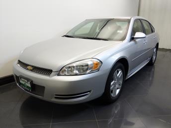 2014 Chevrolet Impala Limited LT - 1730038111