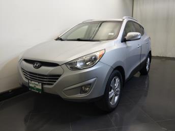 2013 Hyundai Tucson GLS - 1730038121