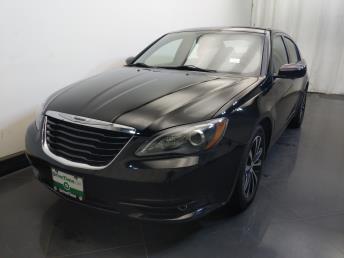 2013 Chrysler 200 Limited - 1730038143