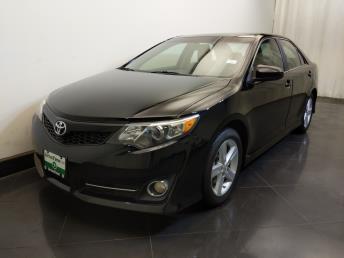2012 Toyota Camry SE - 1730038149