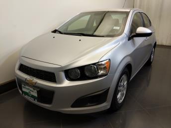 2016 Chevrolet Sonic LT - 1730038160