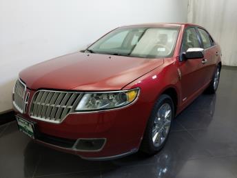 2012 Lincoln MKZ Hybrid - 1730038170
