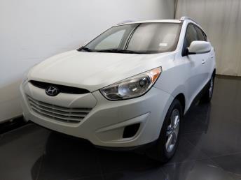 2010 Hyundai Tucson GLS - 1730038231