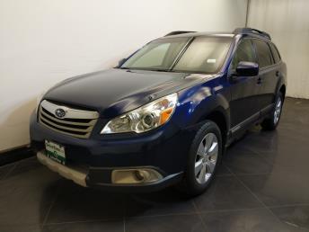 2011 Subaru Outback 2.5i Limited - 1730038303