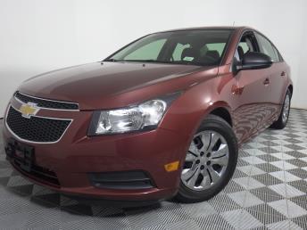 2013 Chevrolet Cruze - 1740000338