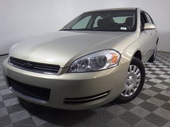 2008 Chevrolet Impala - 1740000355