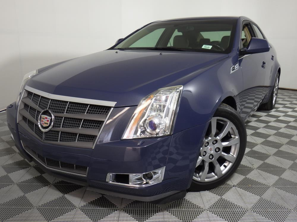 2009 Cadillac Cts for sale in Detroit | 1740000596 | DriveTime