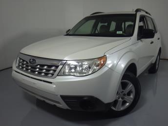 2011 Subaru Forester 2.5 X - 1740000854