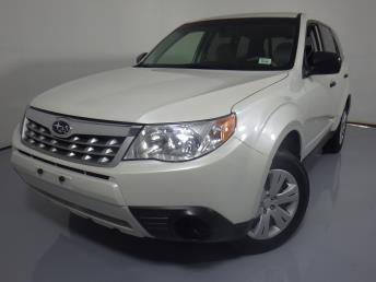 2012 Subaru Forester 2.5 X - 1740000874