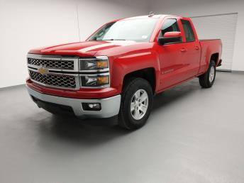 2015 Chevrolet Silverado 1500 Double Cab LT 6.5 ft - 1740001004